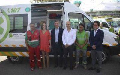 SAME en la Provincia: Los municipios que contarán con el servicio de emergencias