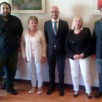 …y parece que al final Croveto dio el ok: Volverán a enseñar italiano en Jardines Municipales