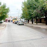 La pavimentación de Luján ya está en su etapa final