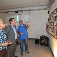 """Bordet inauguró la muestra """"Memoria y resistencia durante la dictadura"""""""