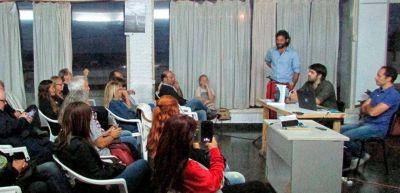 Presentaron libro sobre la relación empresarial con la dictadura militar