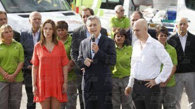 Vidal puso en funcionamiento el SAME en la Provincia