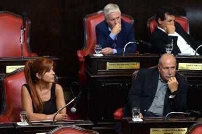 Sierra y Barrera festejaron la unidad de los bloques y evitaron hablar de candidaturas