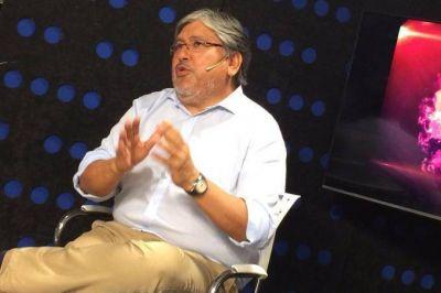 """El Chino Navarro en Demasiado Humo: """"Para que no haya cortes tienen que gobernar"""""""