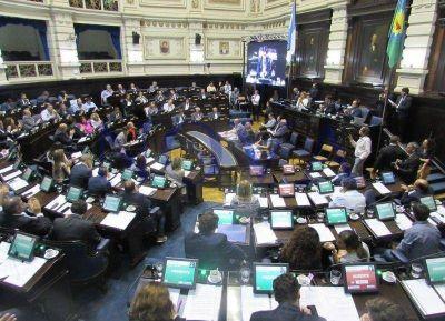 Diputados homenajeó a los 30 mil desaparecidos