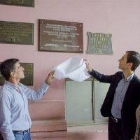 El 24 de marzo fue conmemorado con un acto en la Municipalidad