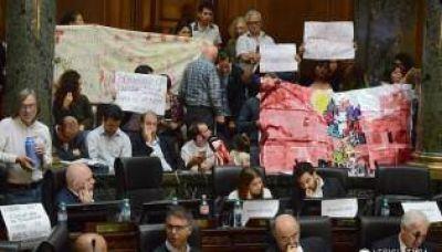 Bueno y Fraga: lo que dijeron los legisladores y los proyectos