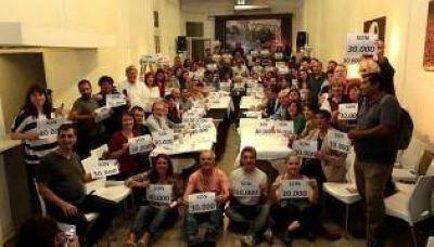 #Son30000: el Frente Para la Victoria convoca a la marcha del 24