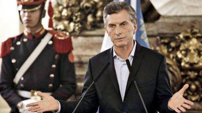 Los motivos que impulsan a Macri a dar la batalla con los gremios