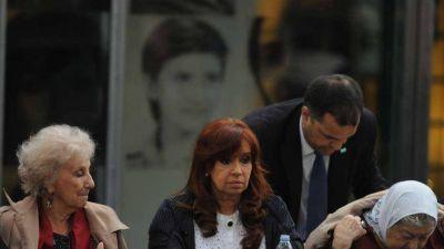 Estela de Carlotto le respondió a Hebe de Bonafini: