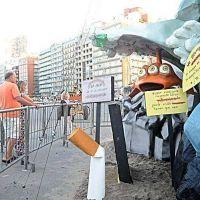 La Semana Fallera culmina con la cremá