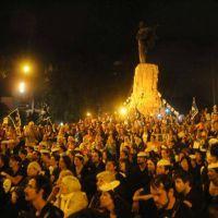 Acto y masiva marcha para recordar al último golpe de Estado
