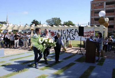 """A 41 años del golpe, la UCR llamó a sus militantes a """"recuperar la agenda de los derechos humanos"""""""