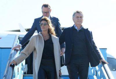Macri aterrizó en Holanda y comienza una agenda frenética