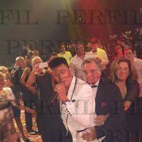Barrionuevo se ríe de sus detractores y celebró al estilo de Don Corleone