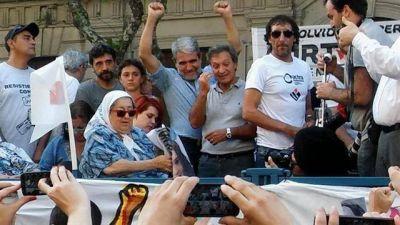 La Casa Rosada dice que fue un acto opositor para los