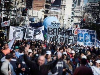 En abril, Macri empezará a descomprimir el frente social