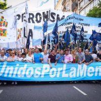 El peronismo ratifica la unidad y va por la mayoría parlamentaria