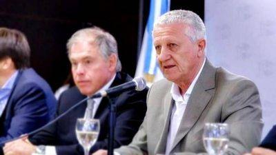 """Sarghini: """"Los que pensamos distinto no somos destituyentes, somos opositores"""""""