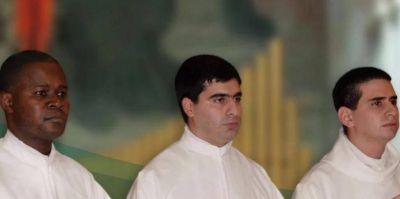 Monseñor Giorgi ordenará nuevos sacerdotes de FASTA