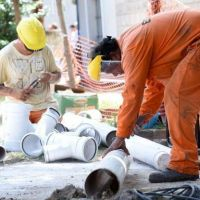 Cloacas: Cerca de llegar al 100% de cobertura en toda la ciudad