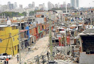 Larreta subejecutó los fondos para urbanizar villas