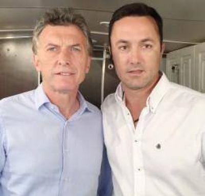 El mendocino que se llevó Macri a Holanda