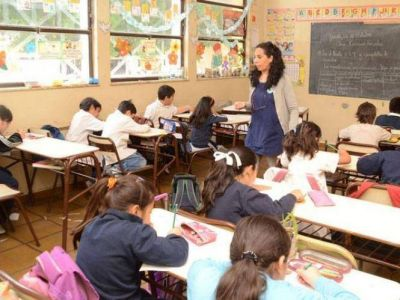 Conflicto docente: La Justicia rechazó el pago de un premio para maestros que no pararon