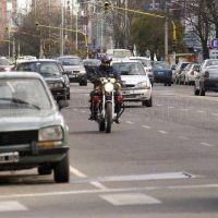 Unos 400 mil autos circulan por las calles de Mar del Plata