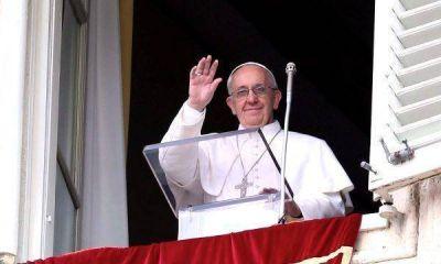 El Papa Francisco habla de los Mártires de Almería tras el rezo del Ángelus