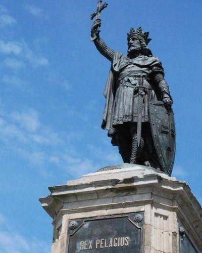 Hace 1300 años se inició el proceso de la reconquista Cristiana de España