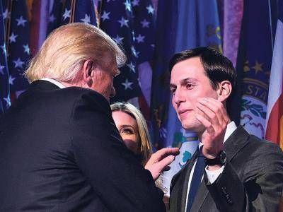 El yerno de Trump, al banquillo
