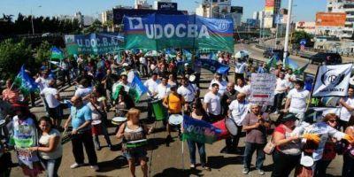 Udocba se opone a un eventual decreto salarial de Vidal