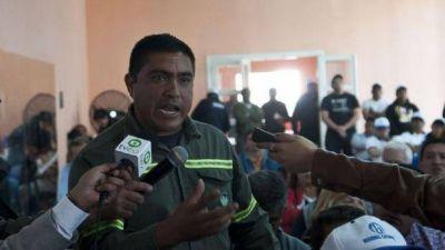 """""""Los 1.000 pesos que han ofrecido a nivel provincial, nosotros no los vamos a aceptar"""""""