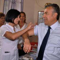 Cornejo anuncia su candidato para Irrigación