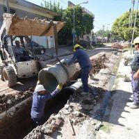 El Plan de Obras Hidráulicas se sigue extendiendo en toda la ciudad