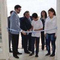 Inauguran una escuela en la zona Sur y proyectan otra