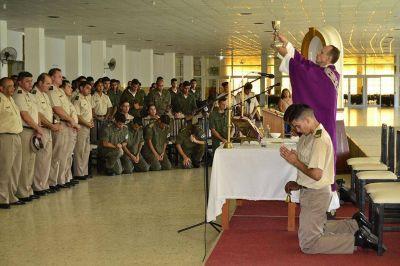 Después de una década, el obispado castrense vuelve a tener obispo