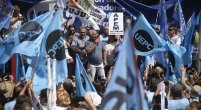 La UEPC volverá a parar en la huelga general del 6 de abril
