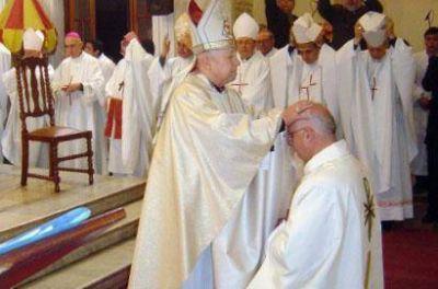 ¿Quién es el nuevo obispo castrense?