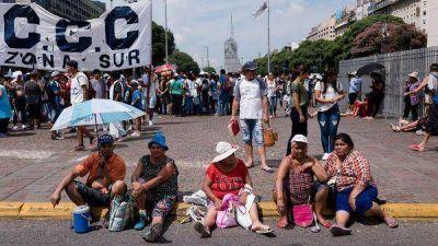 Crece un fuerte debate interno en el Gobierno: ganar o no la calle