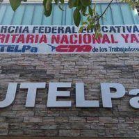 UTELPA Santa Rosa, por el rechazo a la oferta salarial y paro