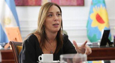 Vidal retoma la negociación con los docentes y no descarta una suba por decreto