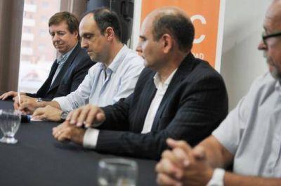 Santa Fe, Paraná y Nación buscan optimizar el servicio de transporte