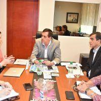 Formosa y Chaco delinearon acciones estratégicas conjuntas en materia sanitaria