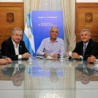 Passalacqua gestionó continuidad del impuesto reducido al 7 por ciento
