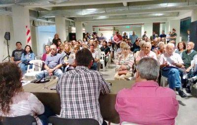 Los mercantiles decidieron en asamblea ir al paro el próximo 6 de abril