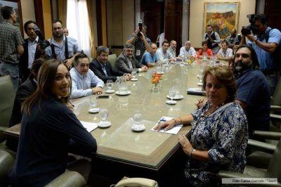 Nuevo round entre Provincia y los docentes: suena la palabra