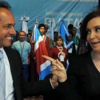 Encuesta: ganan Cristina y Scioli, pero el mejor acomodado es Randazzo