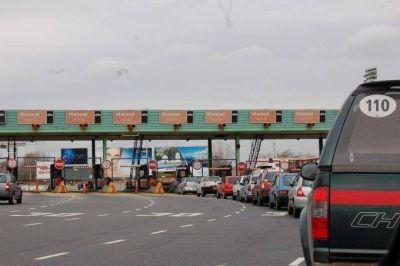 La audiencia pública para definir las nuevas tarifas de peajes será el 3 de mayo en La Plata